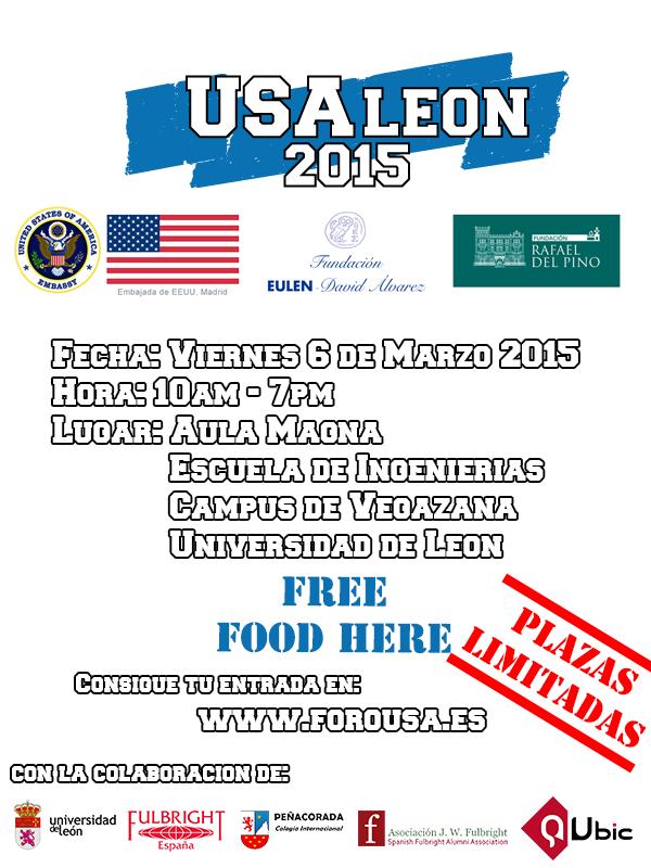 Primer Foro USA – León 2015
