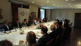 El CEL promueve la digitalización empresarial con el Presidente de Páginas Amarillas