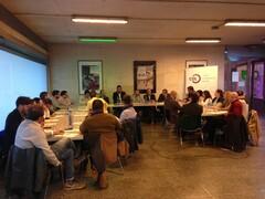 El Círculo de Jóvenes Empresarios busca compromisos con «León Startup System»