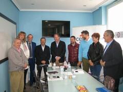 Intercambiando propuestas para León con la candidatura del PP