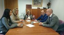 El CEL se reúne con la nueva gerente de Servicios Sociales de León