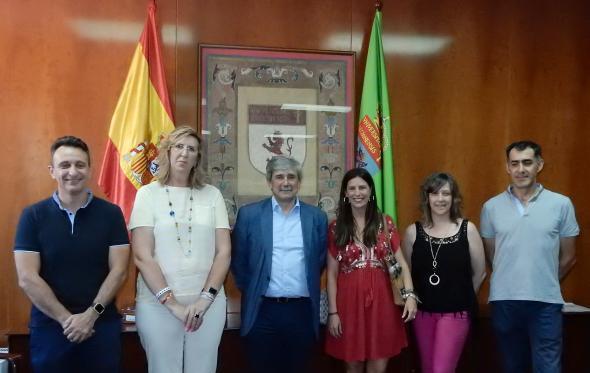 Gravera Las Omañas firma un convenio de colaboración con la Universidad de León