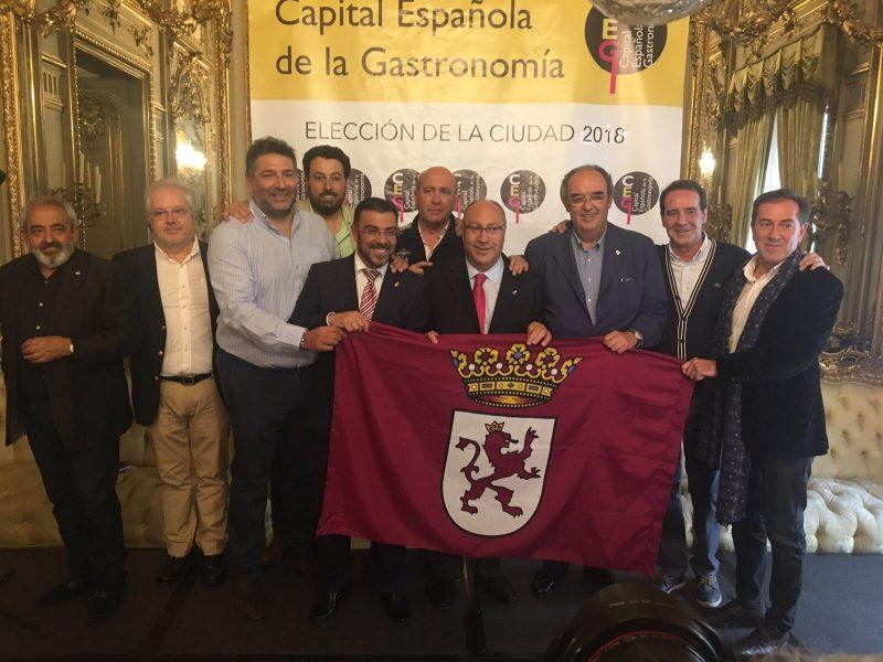 León, Manjar de Reyes, Capital Española de la Gastronomía 2018