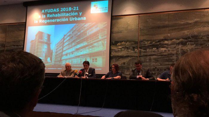 Ayudas de la Junta a la rehabilitación de viviendas y regeneración urbana 2018-2021