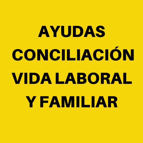 Subvenciones de la Junta para la conciliación vida personal, laboral y familiar