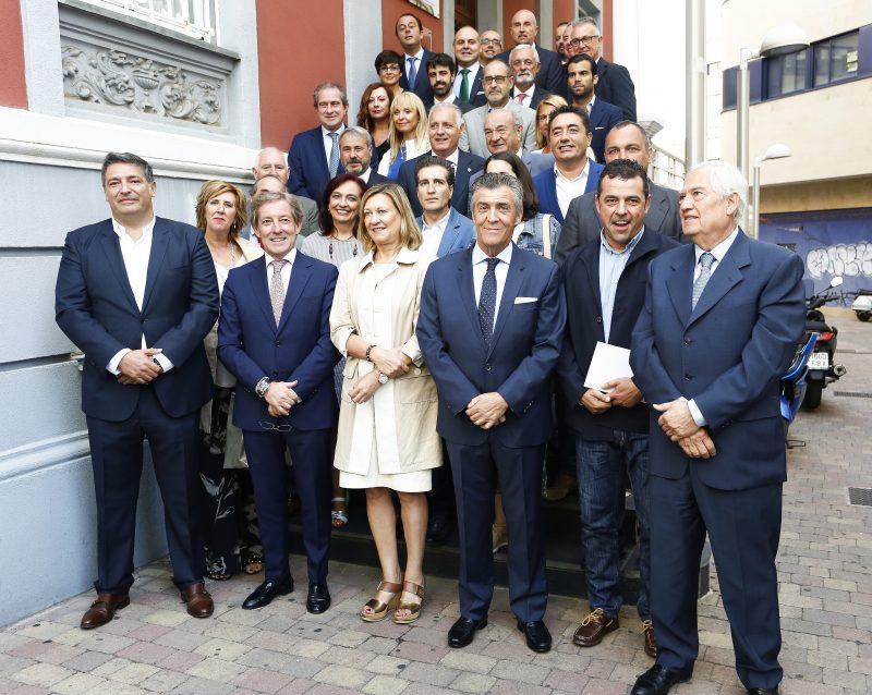Constituido el nuevo Pleno de la Cámara de Comercio de León con amplia representación de empresarios del CEL