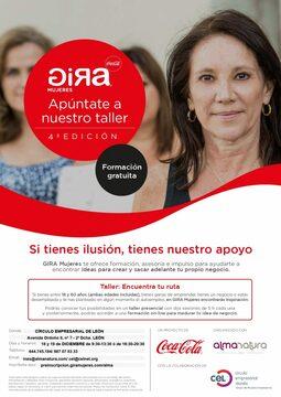 GIRA Mujeres en León de la mano del CEL