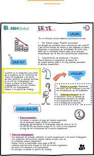Infografía ERTEs