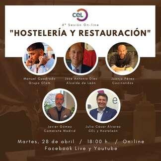 4ª Jornada Online, Hostelería y Restauración: situación actual y medidas para la desescalada